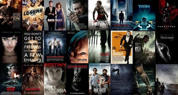 Top 5: Cele mai bune site-uri de vizionat filme online