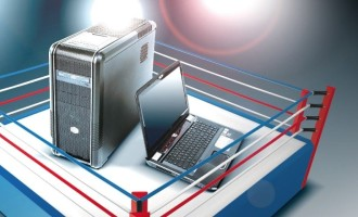 Ce este mai avantajos desktop sau laptop?