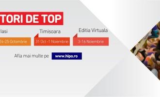 Targul de cariera Angajatori de TOP continua pe Hipo.ro. Peste 3000 de joburi pentru care poti aplica online