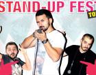 Castiga invitatii la stand up comedy cu Gabriel Gherghe, Alex Mocanu si Cata Dum