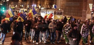 Studenții au omagiat eroii Revoluției