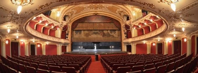 Teatrul National din Iași – unul din cele mai frumoase teatre din lume