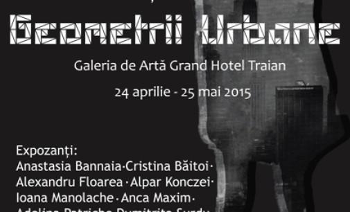 """Expoziţie de design vestimentar ,,Geometrii Urbane"""""""