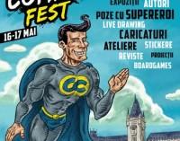 Iaşi ComicsFest 2015 – Weekendul benzilor desenate