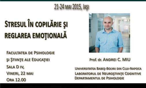 Conferința Studențească de Psihologie – E-TEAM