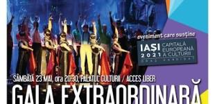 Gala Extraordinară de Operă în aer liber