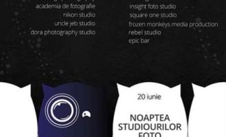 Noaptea Studiourilor Foto 2015, ediția a II-a