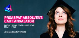 600 de joburi pentru tineri la Targul Virtual Hipo.ro pentru Absolventi 2015