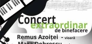 Concert extraordinar de binefacere la B.C.U