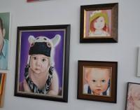 Curs de pictură cu tematica Portrete