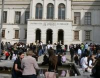 Protest al studenţilor străini la UMF