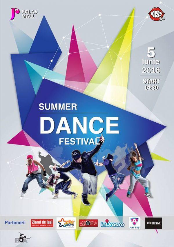 Summer Dance Festival 2016