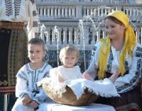Sărbătorește ia românească @Gradina Palas