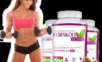 Review pastilele de slabit – Forskolin Active