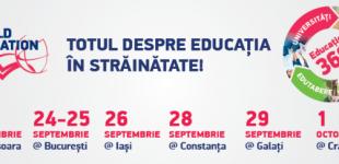 World Education Fair Iasi 2016 – Studiaza in strainatate!