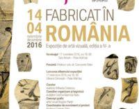 """""""Fabricat in Romania"""" – expozitie de arte vizuale la Palas Mall"""
