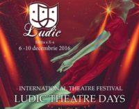 """Festivalul de teatru """"Zilele Teatrului Ludic"""" 2016"""