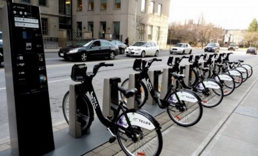 Bike-sharing în Iași! Stații automatizate de închiriere a bicicletelor