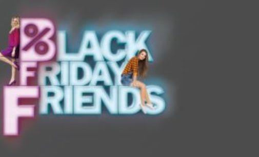 Black Friday Friends – promoții la Iulius Mall și Palas