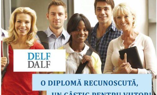 Cursuri și examene la Institutul Francez Iași