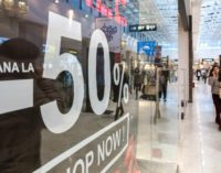 Început de an dedicat reducerilor la Palas Mall