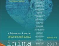 """""""Inima"""" – expozitie de arte vizuale la Gradina Botanica"""