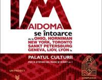"""""""Semne cusute"""" prezintă expoziția """"IA Aidoma"""" la Palatul Culturii"""