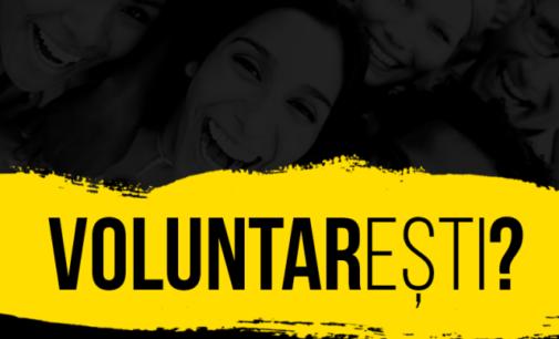 SFR 2017 caută voluntari