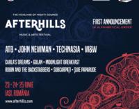 AFTERHILLS – festival de muzică și artă la Iași