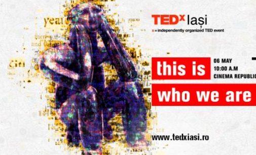 TEDxIași 2017 – 6 mai, Cinema Republica