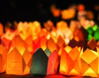 Festivalul Luminii in Iasi