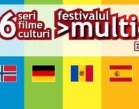 Festival de muzică și film în aer liber – Festivalul Multicolor