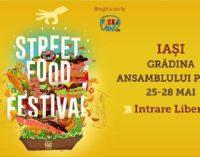 Street FOOD Festival la Iași