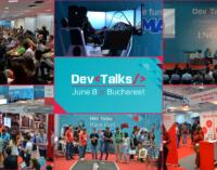 Peste 40 de speakeri locali si internationali si 1 000 de developeri si pasionati de tehnologie vin la DevTalks Bucuresti