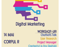 Ediția a IX – a ATELIERE vorbește despre Digital Marketing
