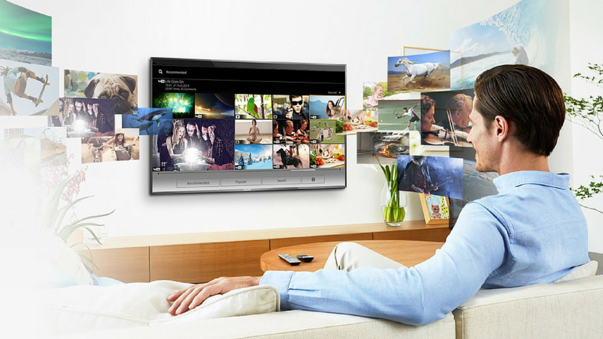 Despre tehnologiile televizoarelor moderne