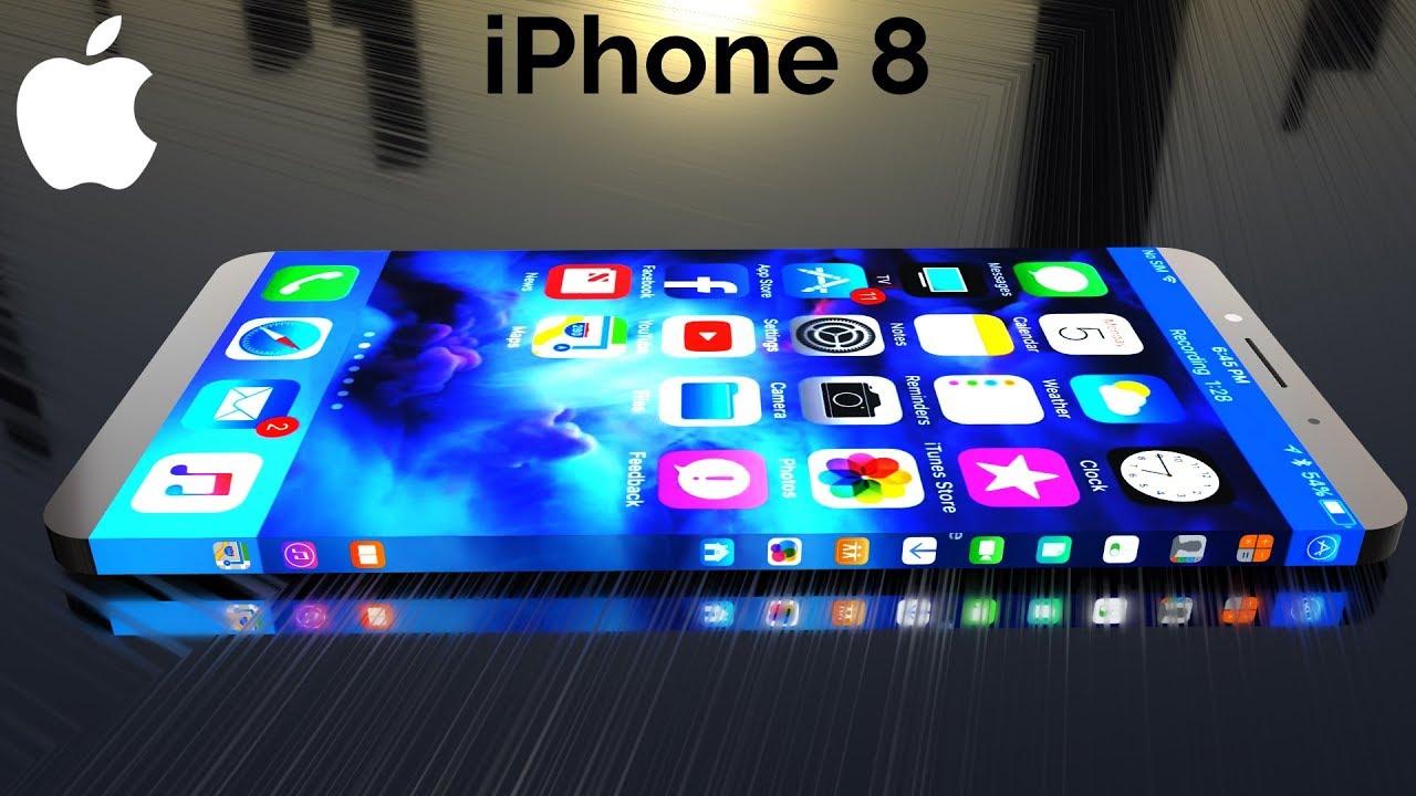 Zvonuri noi despre iPhone 8