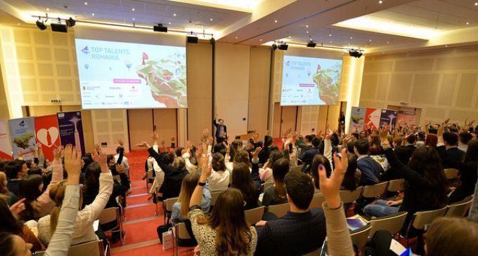 Top Talents România: 12 companii au planuri de recrutare pentru tineri cu rezultate excepționale