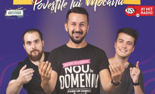 Stand up comedy PLM (Povestile lui Mocanu) @ 14 decembrie Club Tribo