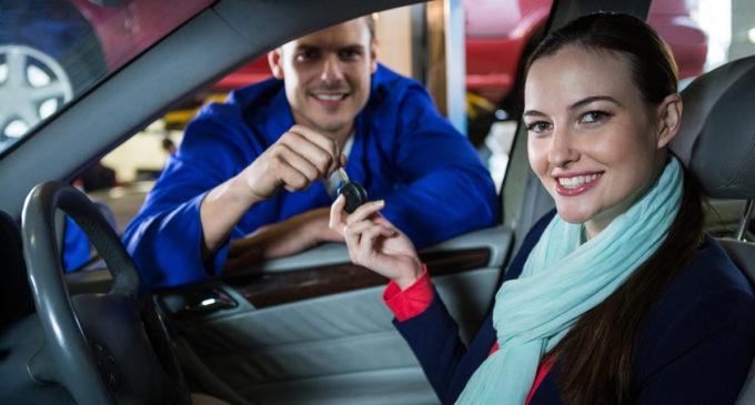 Service auto sau reparatii pe cont propriu la masina?