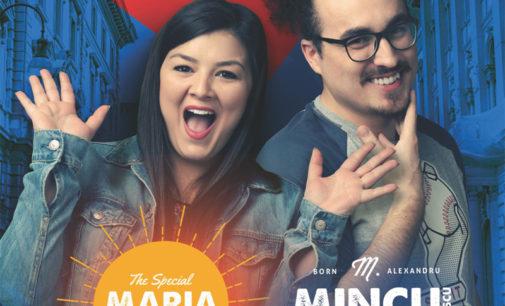 Stand up comedy cu Maria Popovici si Mincu @ 16 Februarie Teatrul Luceafarul