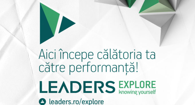 Au inceput inscrierile pentru Leaders Explore