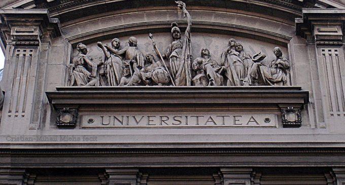 Guvernul aprobat noul Nomenclator al domeniilor şi programelor de studii universitare